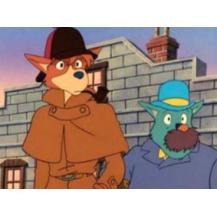 thème Sherlock Holmes