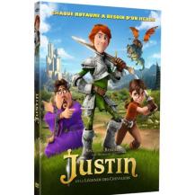 thème Justin et la Légende des Chevaliers