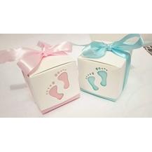 boîte - contenant - cadeau pour invités