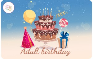 Adult Birthday